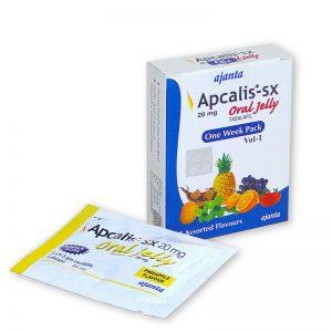 Apcalis Oral Jelly 20mg kaufen rezeptfrei