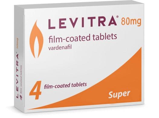 Super Levitra 80 mg