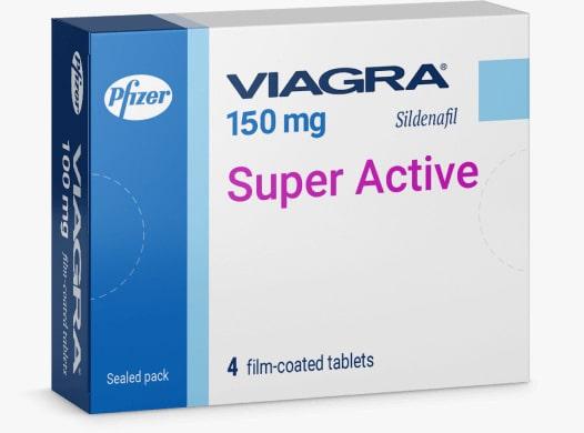 Viagra Super Active 150mg kaufen rezeptfrei